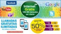 LlamaYa, LycaMobile y Lebara renuevan sus promociones