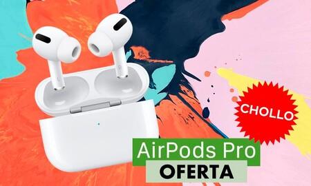 Chollazo por el Cyber Monday en eBay: te puedes ahorrar 101 euros comprando los AirPods Pro si usas este cupón