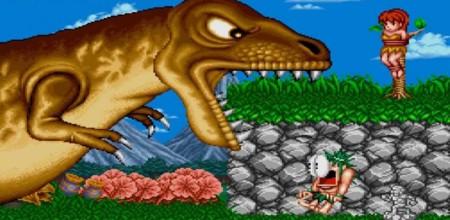 La prehistoria en el mundo de los videojuegos
