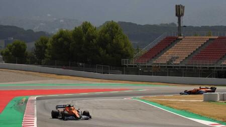 Montmelo F1 2021