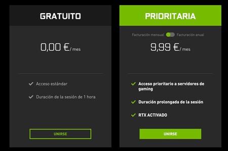 Nvidia Geforce Now Prioritaria
