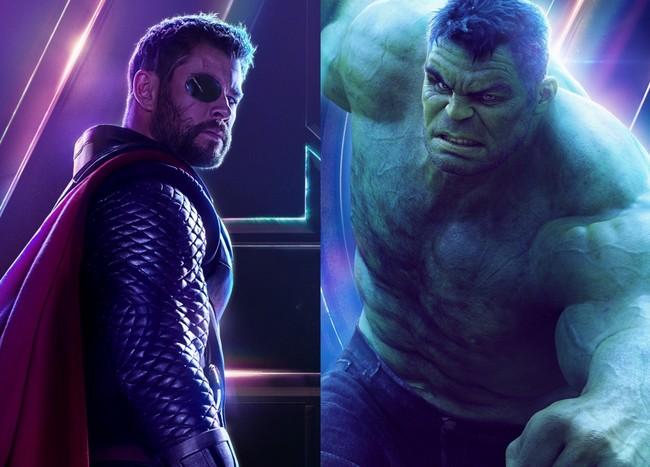 Los directores de 'Vengadores: Infinity War' explican qué pasa con Hulk y por qué Thor se equivoca con Thanos