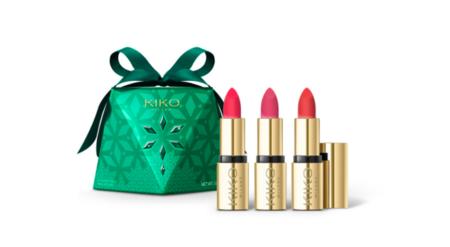 Kit De Regalo Con 3 Minilabiales Powder Power Mini Lipstick