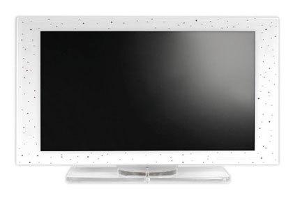 Televisor de 40'' HDTV con rubíes