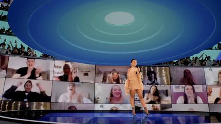 Los mejores momentos de los MTV EMAs 2020: de la aparición de la modelo Barbara Palvin a las actuaciones de David Guetta, Little Mix y Maluma