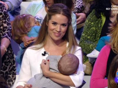 La lactancia materna en la tele, ¿es invisible?