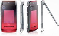 Motorola V10, sencillo y estilizado