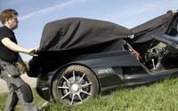 """El único Koenigsegg CCXR """"muere"""" en un rodaje de Top Gear"""