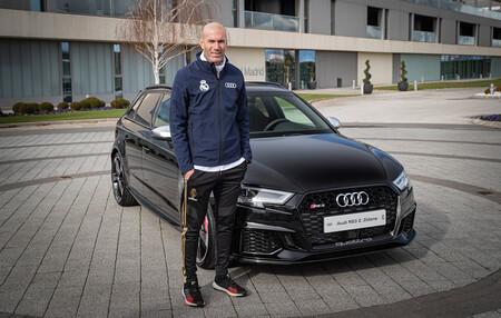 Los coches Audi de los jugadores del Real Madrid de la temporada 2019/2020, a la venta