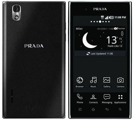 LG Prada 3.0, cuando diseño y tecnología van de la mano