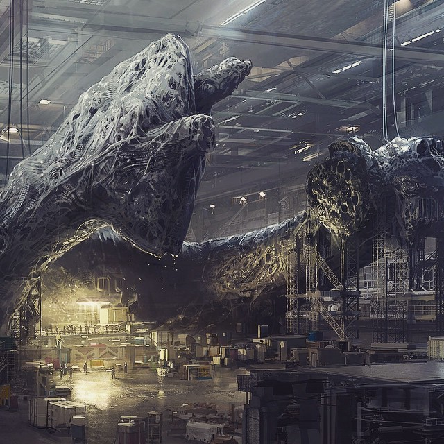 'Alien 5' de Neill Blomkamp