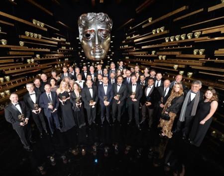 Todos los ganadores que asistieron a la gala