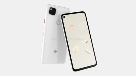 Google Pixel 4a 5k Render 4