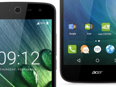Acer presenta su phablet mejorada Liquid Z630s y el nuevo smartphone Liquid Zest