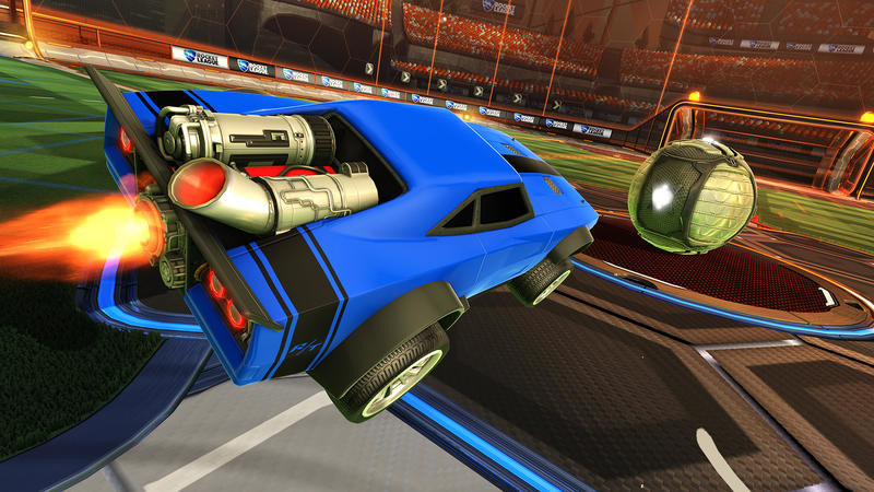 Foto de Fate of the Furious  en Rocket League (1/7)