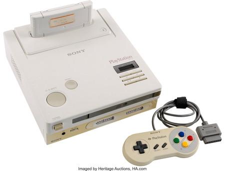 El 'Nintendo PlayStation', el objeto más raro en la historia de los videojuegos, puede ser tuyo... si tienes más de 360 mil dólares