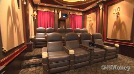 Un vistazo a varios equipos de cine en casa solo aptos para millonarios