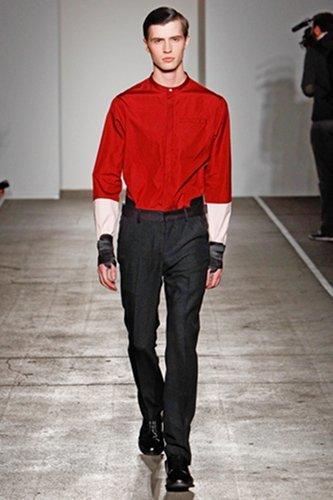 Tim Coppens se fortalece como nuevo diseñador en la New York Fashion Week