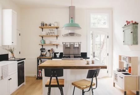 Pequeños detalles en color mint que harán más adorable tu cocina