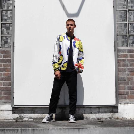 El Mejor Street Style De La Semana El Renacer De La Bomber Jacket Retoma Las Calles 09