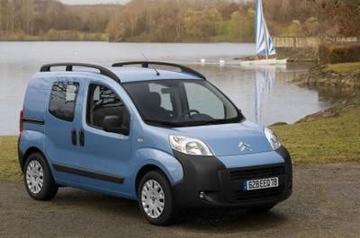 Citroën Nemo Combi, para el ocio y el oficio