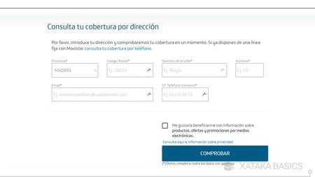Direccion Movistar