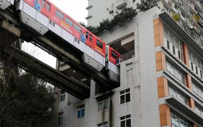 Tren Edificio 3