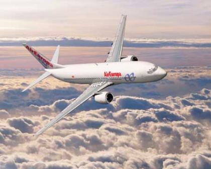 Air Europa en huelga