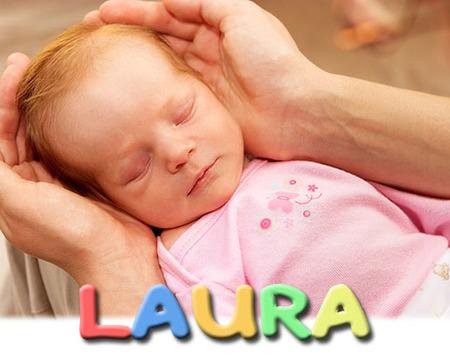 Los nombres de bebé más utilizados en España: Laura