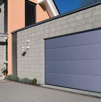 Puertas de garaje h rman m s espacio y est tica for Modelos de puertas de garaje