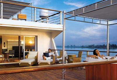 The Oberoi Zahra, el crucero más lujoso del Nilo