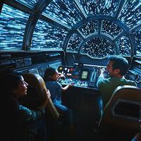 Nuevas fotos nos muestran qué habrá y cómo se verá 'Star Wars: Galaxy's Edge', la nueva y enorme expansión de los parques Disney