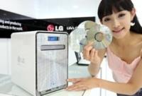 LG N4B1, NAS con Blu-ray