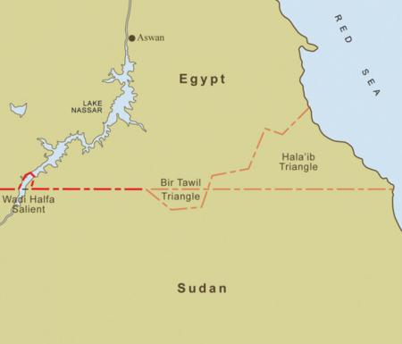 Mapa De Bir Tawil 610x522
