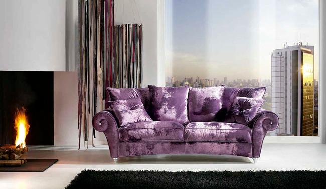 Sofa Clasico Montecarlo Ambar Muebles