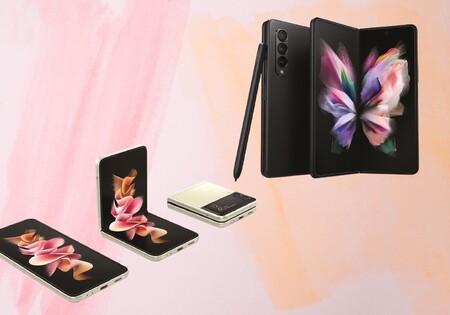 Los Samsung Galaxy Z Fold 3 y Z Flip 3 llegan antes si los compras en la web oficial: el mejor precio, promociones y bonificaciones