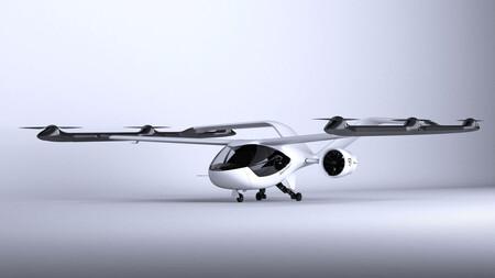 Volocopter presenta VoloConnect, su nuevo eVTOL con hasta cuatro asientos para largas distancias