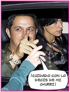 Alejandro Sanz confirma su noviazgo