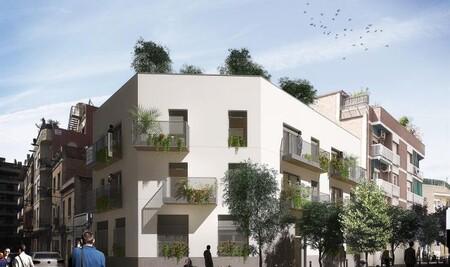 Imagen Virtual Edificio