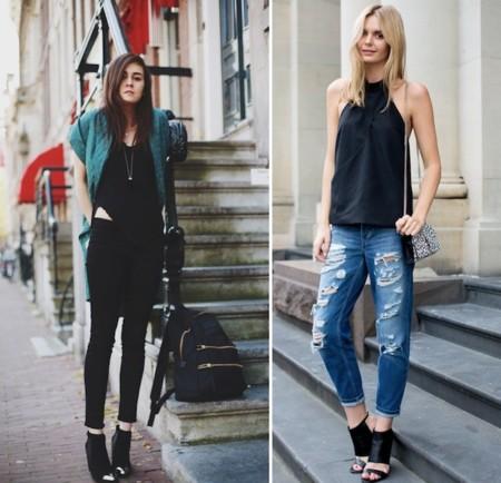 outfits transicion