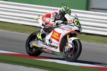 MotoGP San Marino 2010: victoria de Toni Elías empañada por el fallecimiento de Shoya Tomizawa en Moto2