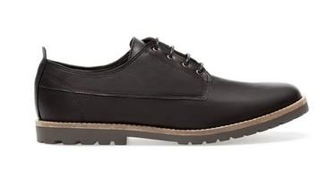 Básicos de otoño (VI): zapatos de suela dentada