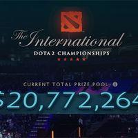 Valve bate un nuevo récord y entregará el premio más grande de la historia de los esports en The International 7
