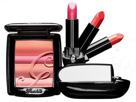 Guerlain lanza la edición limitada de su Colección Maquillaje Primavera/Verano 2011 'Sur mes lèvres'