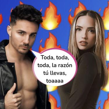 Estas han sido las reacciones de Manuel y Lucía ocho meses después de su hoguera de confrontación en 'La Isla de las Tentaciones 3'