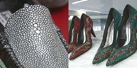 Zapatos de lujo de Jesús Cánovas