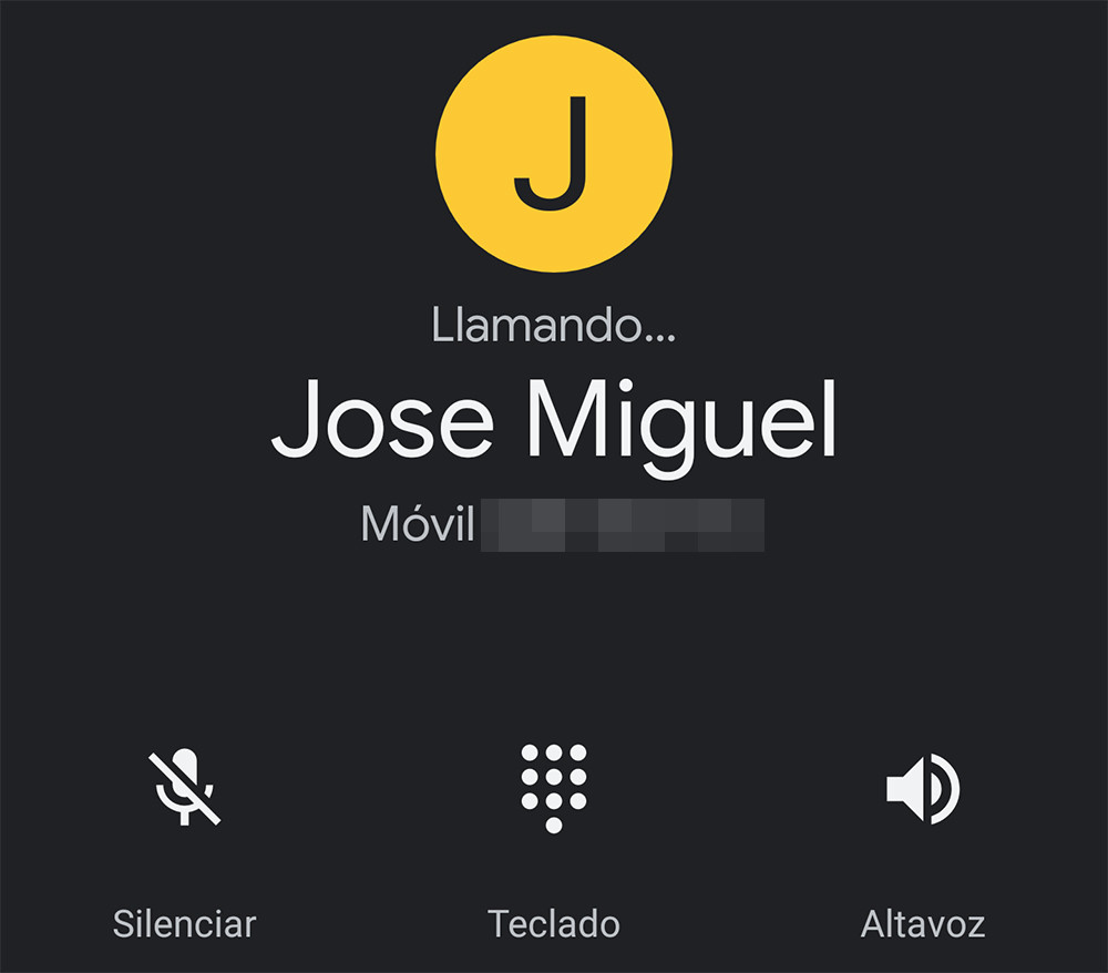 The application Google Phone already has a dark theme, and it syncs with the Contacts application, and Messages