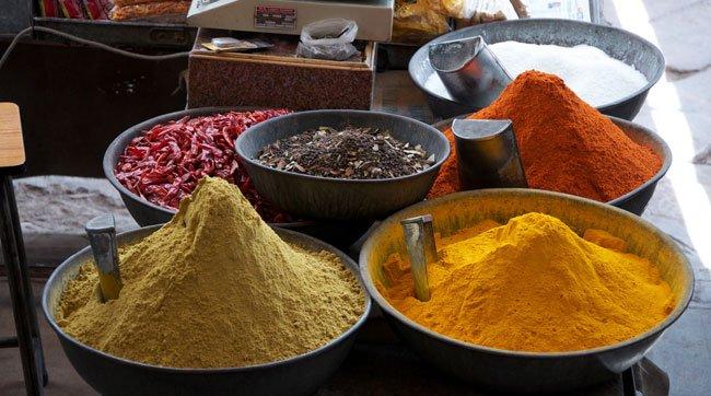 Las especias de la india i - Productos de la india ...
