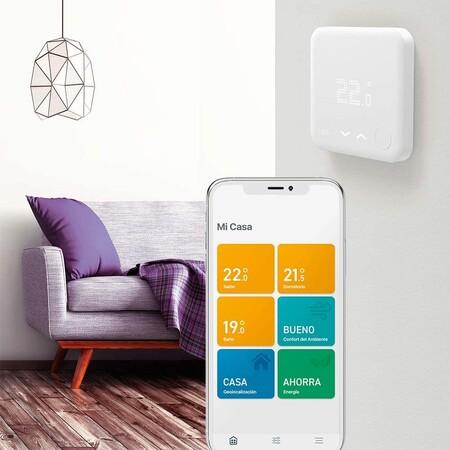No hace falta esperar al Black Friday para encontrar chollos en termostatos inteligentes y accesorios Tadoº: ya los tenemos hoy en Amazon
