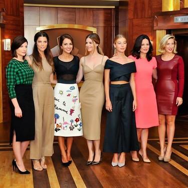 Las chicas Velvet a la última en el estreno de la tercera temporada